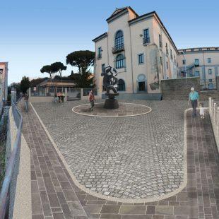Riqualificazione Urbana Marino (Rm) – (Progettazione)