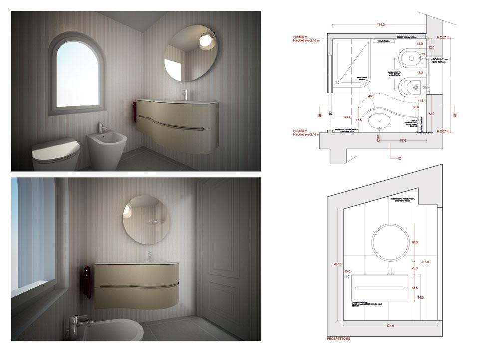 Progettazione Cabina Armadio Roma : Progettazione e ristrutturazionevilla olgiata roma f innova