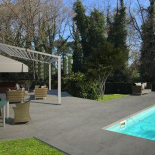 Villa Olgiata, Roma – (Progettazione e Ristrutturazione) Esterno – fotoinserimento