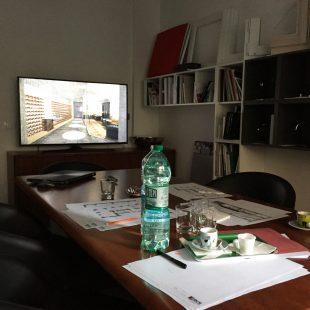 """Progettazione e Ristrutturazione <br>Ristorante """"Pipero Roma"""" <br>Corso Vittorio Emanuele"""